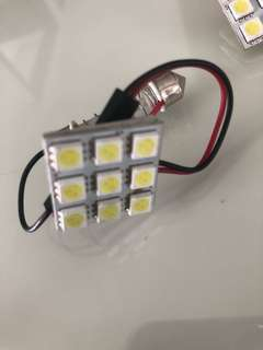 9 LED Lights