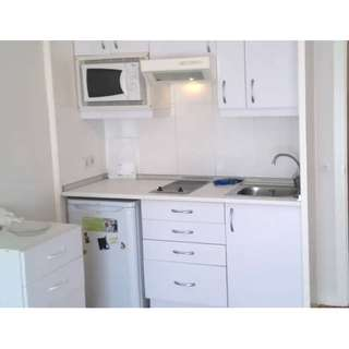 Unit murah full furnish 2BR Sentra Timur Residence