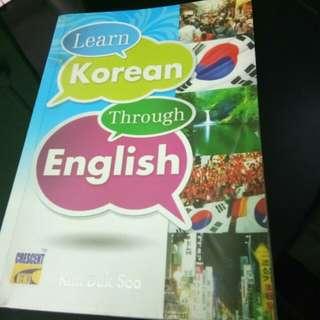 Learn Korean Through English