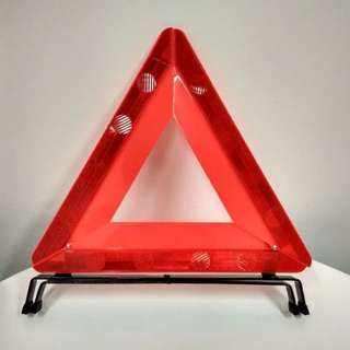 BN foldable Warning Triangle in Box