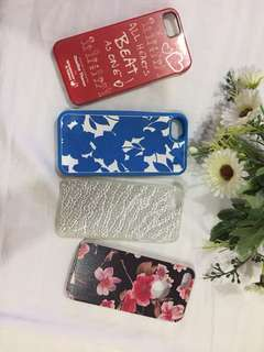 Iphone5s case (set). REPRICED 150