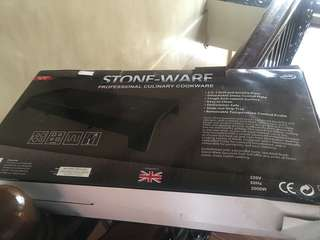 JML Stone-ware Grill