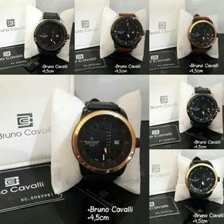 Jam tangan fashion pria branded BR*N*  C*V*LL* Watch  (12)*