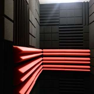 Acoustic Foam, Acoustic Treatment, Sound Foam, Music, Hi-Fi, Sound Proof, Base, Rack, Sub Woofer, Speaker, Drum, Platform, Amp, Amplifier