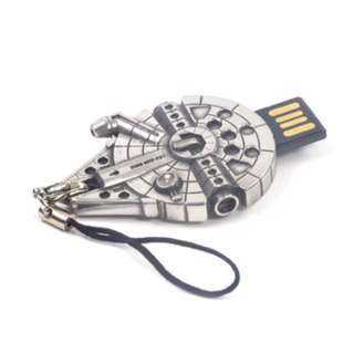 Royal Selangor Star Wars Millennium Falcon Flash Drive