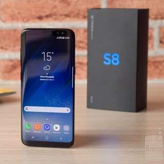 Samsung Galaxy S8 - Cicilan tanpa kartu kredit