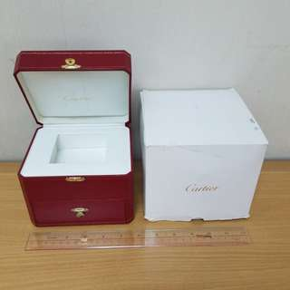 "5.5"" Cartier watch box 錶盒"