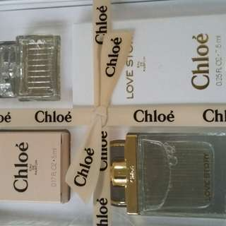 Chole authentic bn 2 bottles