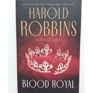 Blood Royal book by Harold Robbins