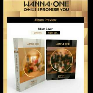 -CLOSE-[PREORDER] Wanna One 2nd Mini Album '0+1=1 (I PROMISE YOU)'