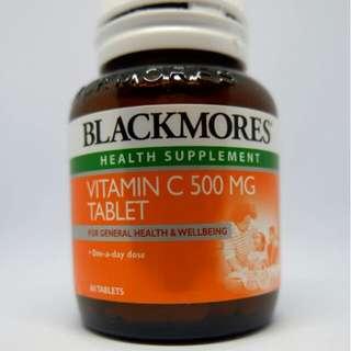 Blackmores Vit.C 500mg