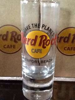 HARD ROCK CAFE SHOT GLASS