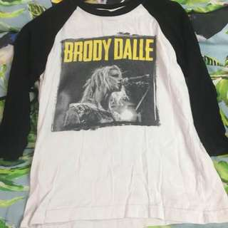 Brody Dalle band shirt size 8