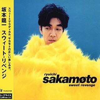 Ryuichi Sakamoto CDs