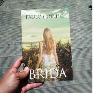 Brida (buku bekas, ori, penulis Paulo Coelho)
