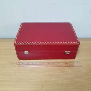 "11.5"" Cartier watch box 錶盒"