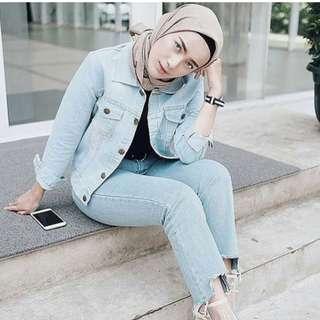 NEW Lighty jaket jeans