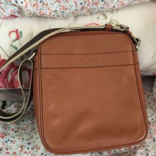 Preloved coach sling