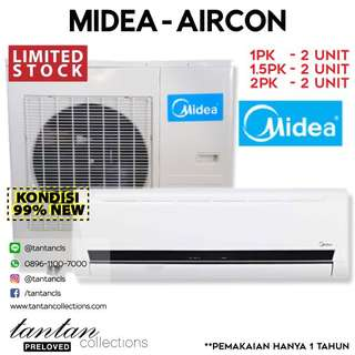 Midea AC (Air Conditioner)