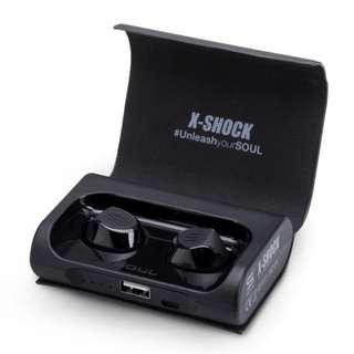 Soul X Shock True Wireless headphone