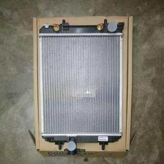 PERODUA MYVI LAGI BEST RADIATOR ASSY AUTO GENUINE PART