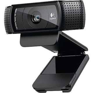 Logitech C920 Webcam HD 1080p