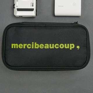 旅行/運動/行山用品 - 全新 Mercibeaucoup 黑色 萬用袋 旅行收納袋 可放衣物