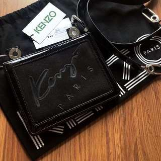 Authentic Kenzo crossbody bag
