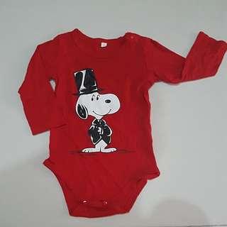 Snoopy Jumpsuit