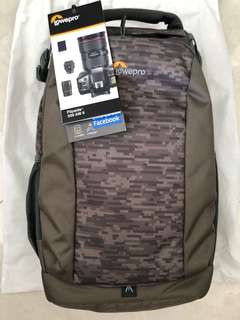 Lowepro Flipside 300 AW II Camera Backpack (Camo)