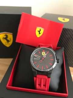 Scuderia Ferrari手錶