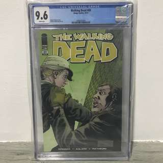 The Walking Dead #89 CGC 9.6