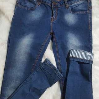 Pencil cut crissa pants