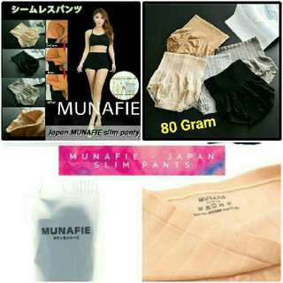 Munafie Japan Slim Pants 80gr