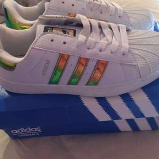 Adidas superstar premium