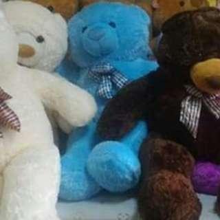 Human size teddy bearssssss.....
