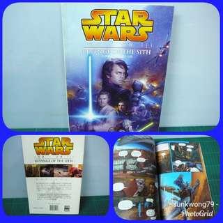 STAR WARS三部曲 前傳 III 中文版