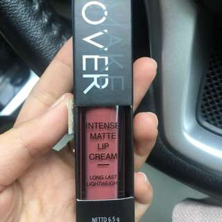 Make Over Matte Lipcream
