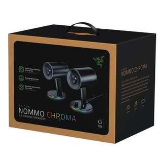 Razer Nommo Chroma Full range 2.0 gaming speakers for PC