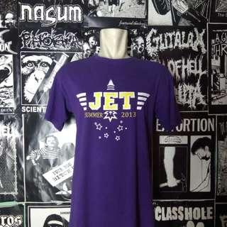 Kaos musik band jet original