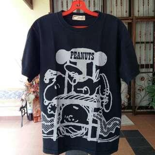 Peanuts fullprint t shirt