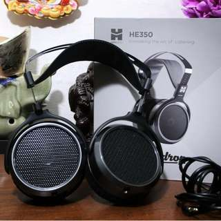 Hifiman HE-350 for Sale (Mint. Used only once)