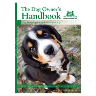 The Dog Owner's Handbook (75 Page Mega Full Colored eBook)