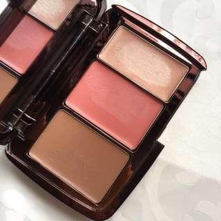 HOURGLASS Cosmetics Illume Sheer Color Trio Palette