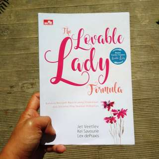 The Lovable Lady Formula (buku bekas, ori)