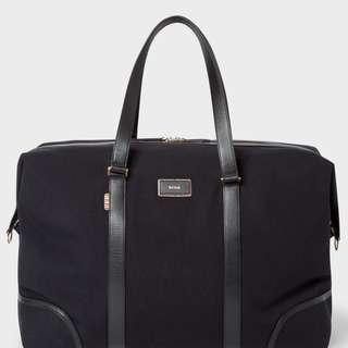 PAUL SMITH  Canvas Holdall  TRAVEL BAG  包 袋
