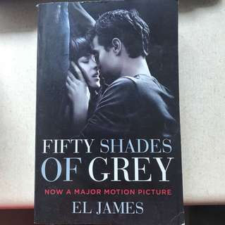 Fifty shades of grey movie edition
