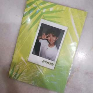 [OFFICIAL] 2017 SUMMER PACKAGE SELFIE BOOK (FREE SHIPPING)