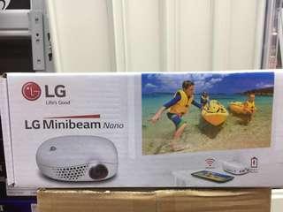 LG Minibeam Nano PV150