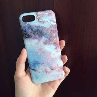 🌌星空雲石 歐美風 iphone 7/8 case 機殼🌌高貴優雅
